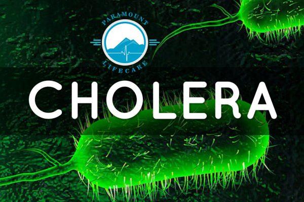 Learn about Cholera